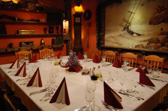 Restauracja Galeon